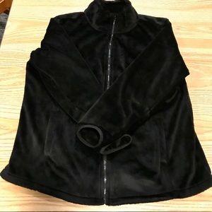 Fleece Hoodie zip up. Sooo Soft!